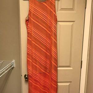 Long short dress